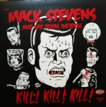 "LP - ✫✫ MACK STEVENS AND THE TEXAS INFIDELS ✫✫ "" Kill! Kill! Kill """